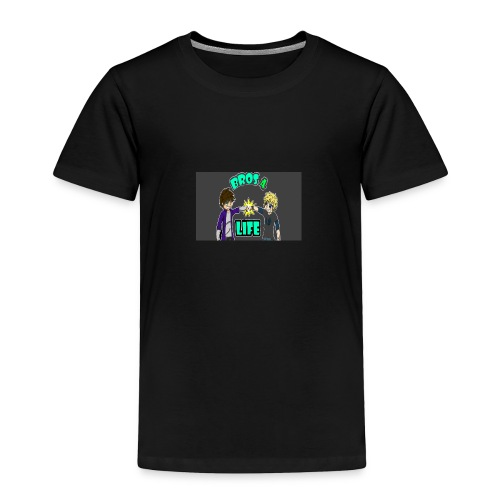 Bro's For Life - Toddler Premium T-Shirt