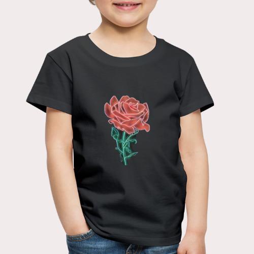 Retro Rose By ConqueringLife - Toddler Premium T-Shirt