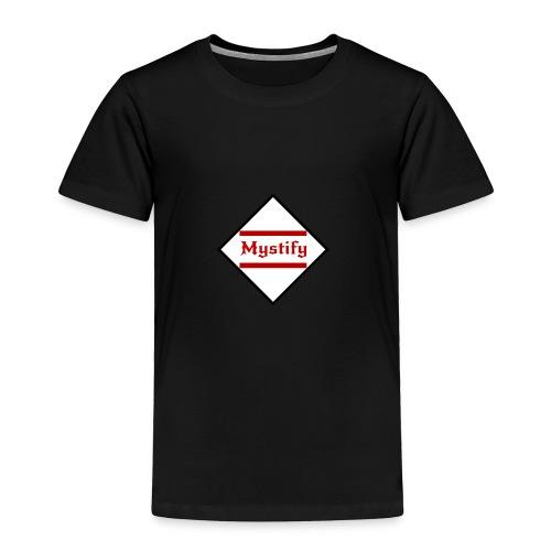Mystify Logo #3 - Toddler Premium T-Shirt