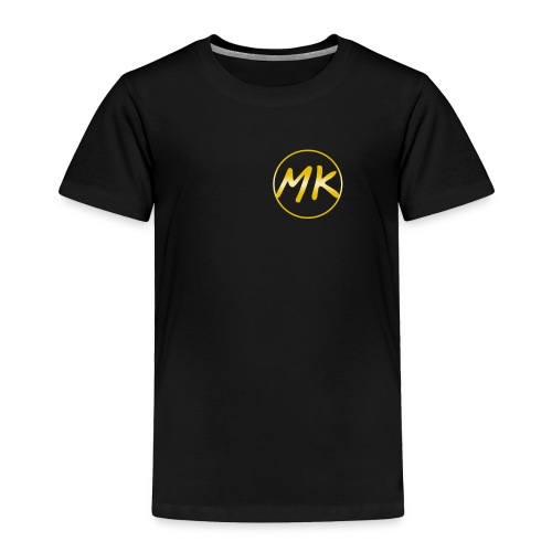 24MK OG (Black Tee-Shirt) - Toddler Premium T-Shirt