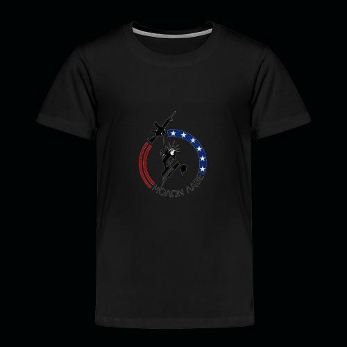 Liberty - Toddler Premium T-Shirt