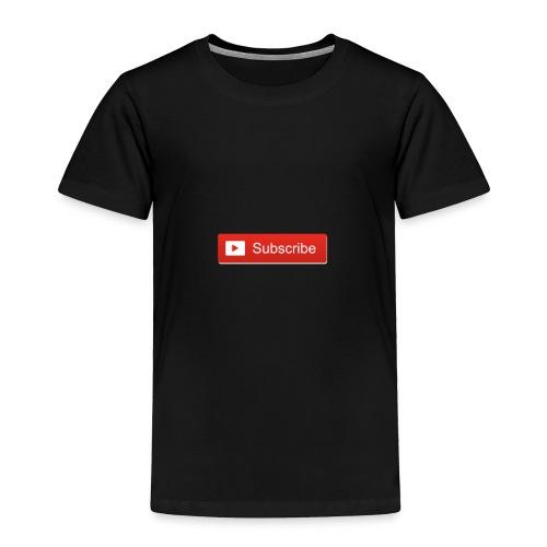 580b57fcd9996e24bc43c514 - Toddler Premium T-Shirt