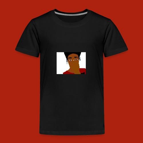 KingKurt's Bad Cartoon - Toddler Premium T-Shirt