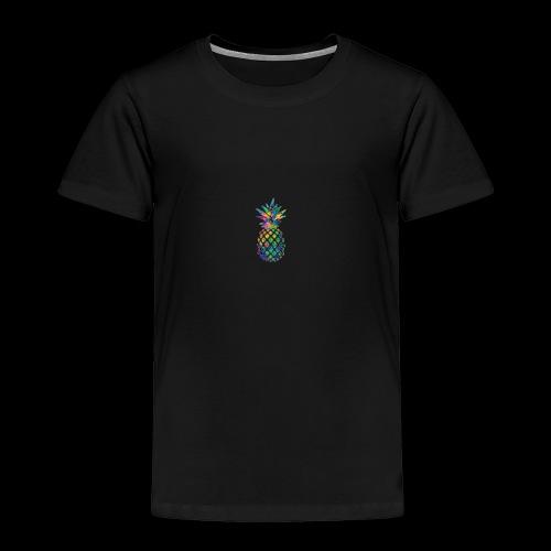 Pineapple Logo - Toddler Premium T-Shirt