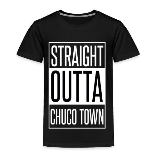 Straight Outta Chuco Town T-Shirts - Toddler Premium T-Shirt