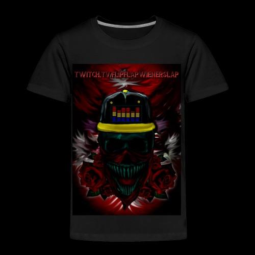 FlipFlap Nation - Toddler Premium T-Shirt