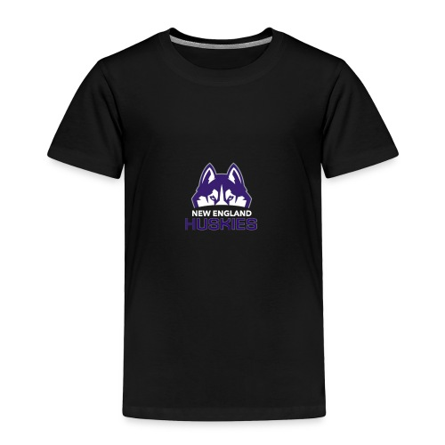 Huskies Logo #2 - Toddler Premium T-Shirt