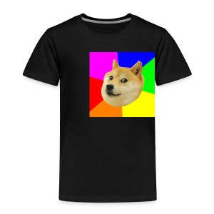 The Doge Games Logo - Toddler Premium T-Shirt
