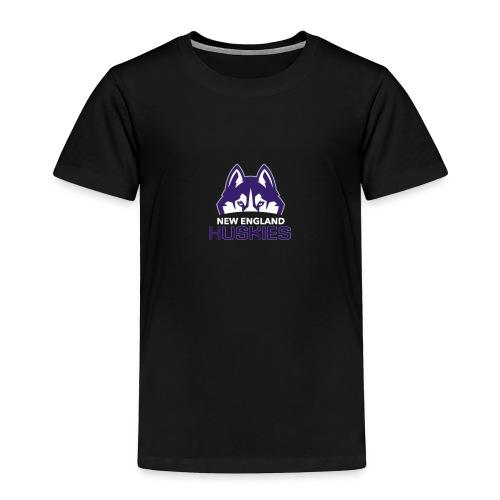 Huskies Logo #2 - Toddler Premium T-Shirt