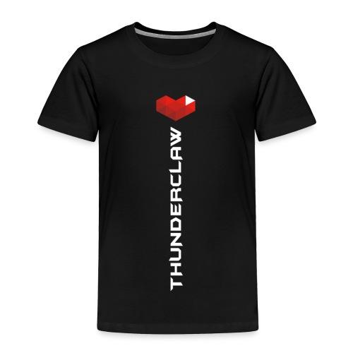 ThunderClaw YouTube Gaming - Toddler Premium T-Shirt