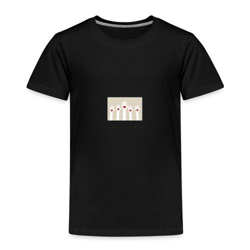 HANDSHEARTSimages - Toddler Premium T-Shirt