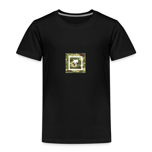 Palm Brand Camo - Toddler Premium T-Shirt