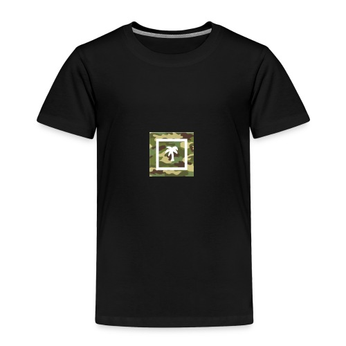 Palm Brand Camo - Toddler Premium T-Shirt