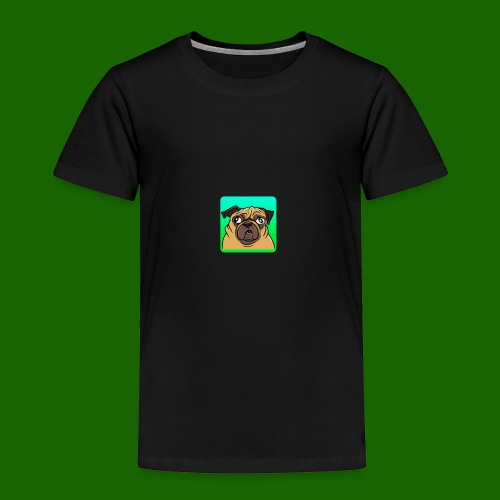 TheBratPug TEAM PLAYER - Toddler Premium T-Shirt