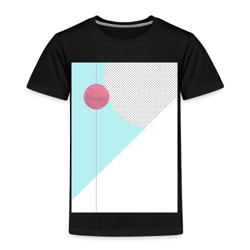 Retro Mars! - Toddler Premium T-Shirt
