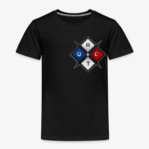 RTQC Logo - T-shirt premium pour enfants