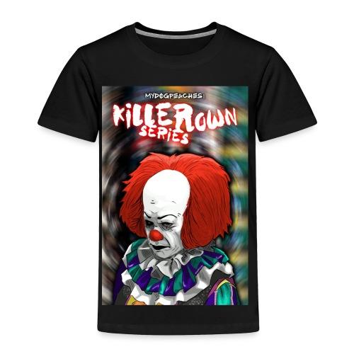 clown series - Toddler Premium T-Shirt