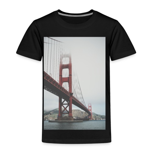Golden Gate Bridge - Toddler Premium T-Shirt