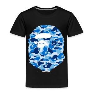Bape snapceleb collab - Toddler Premium T-Shirt