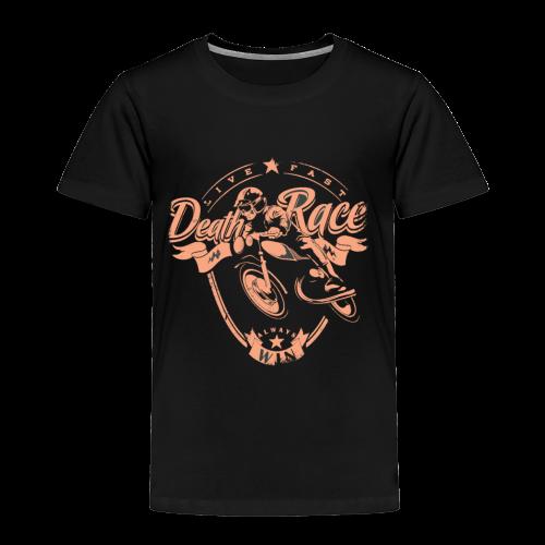 Race - Toddler Premium T-Shirt