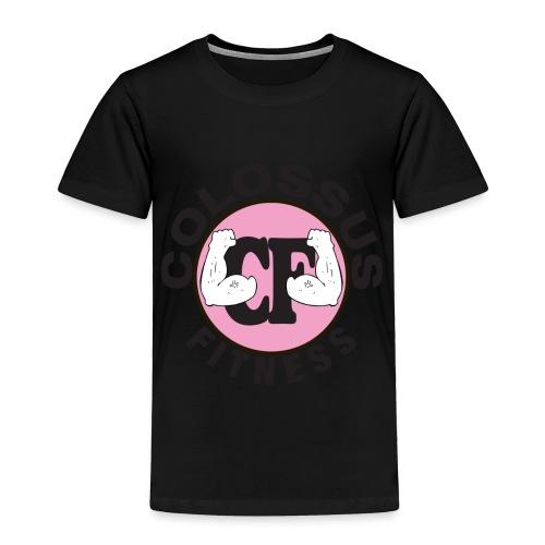 CF-logo-pink - Toddler Premium T-Shirt