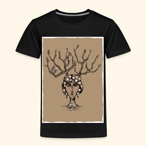The Tree Girl - Toddler Premium T-Shirt