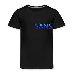 sans logo - Toddler Premium T-Shirt