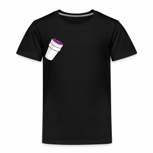 purple drink - Toddler Premium T-Shirt