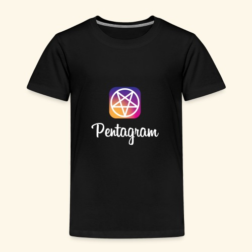 PENTAGRAM / Instagram - Toddler Premium T-Shirt
