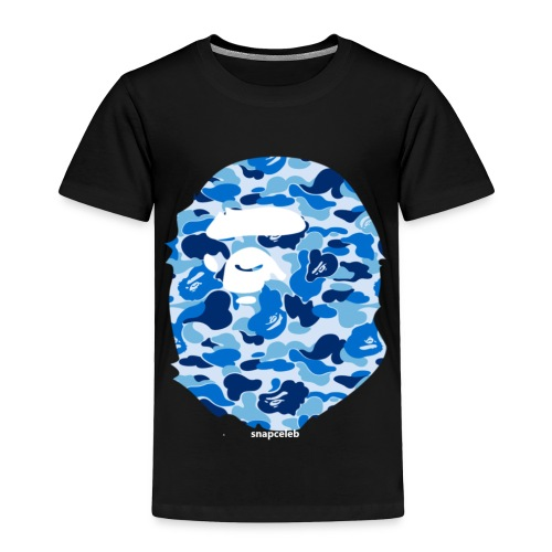 Bape snapceleb collab - Toddler Premium T-Shirt