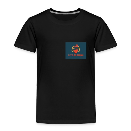 Let's Go Gaming - Toddler Premium T-Shirt