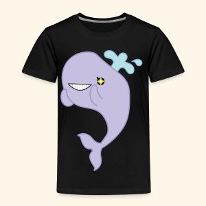 Whale Hello - Toddler Premium T-Shirt