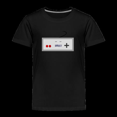 Retro Controller - Toddler Premium T-Shirt