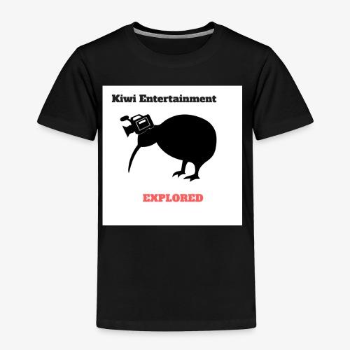 Kiwi Entertainment 1 - Toddler Premium T-Shirt
