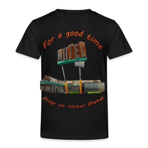 hotelmotel - Toddler Premium T-Shirt