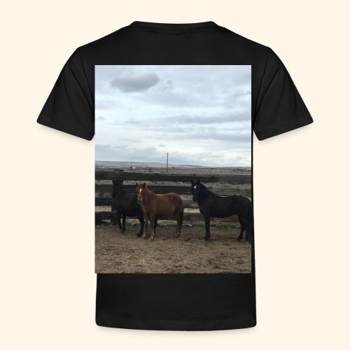 Support the Flintstone Family - Toddler Premium T-Shirt