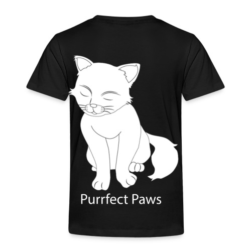 Purrfect Paws - Toddler Premium T-Shirt