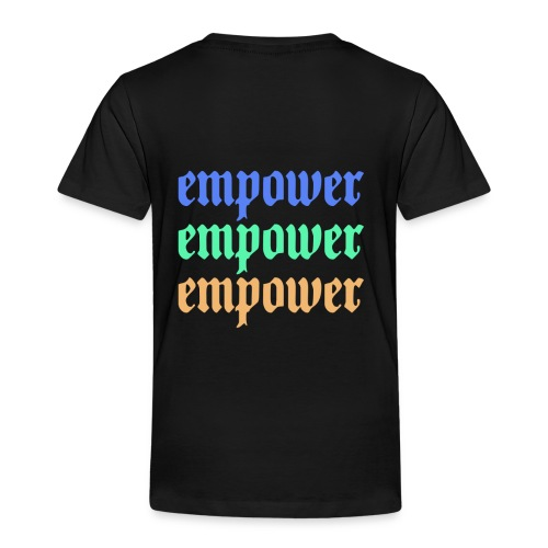 Empower Multi-Colored Special Edition - Toddler Premium T-Shirt