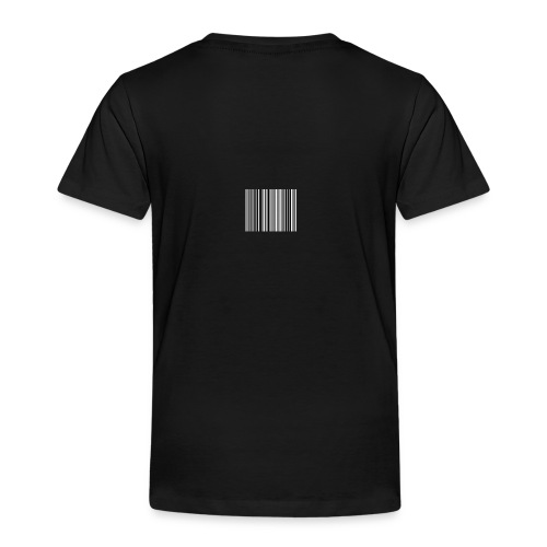 Bar Code - Toddler Premium T-Shirt