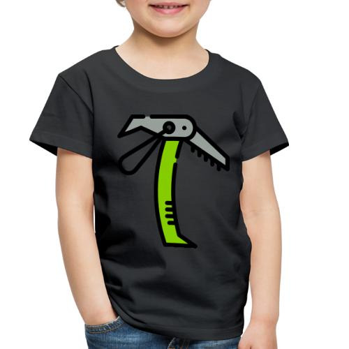 Ice Axe Vector - Toddler Premium T-Shirt