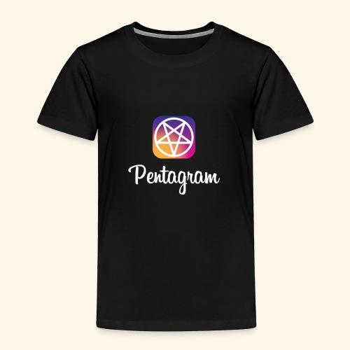 PENTAGRAM / Instagram - Toddler Premium T-Shirt