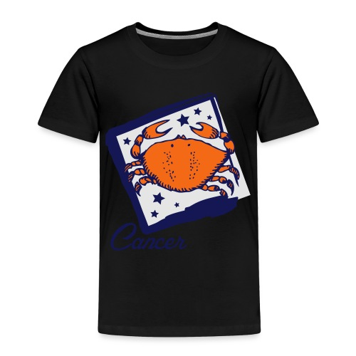 Cancer - Toddler Premium T-Shirt