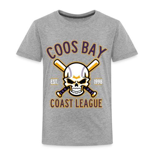 cbcl fullclr for darks - Toddler Premium T-Shirt