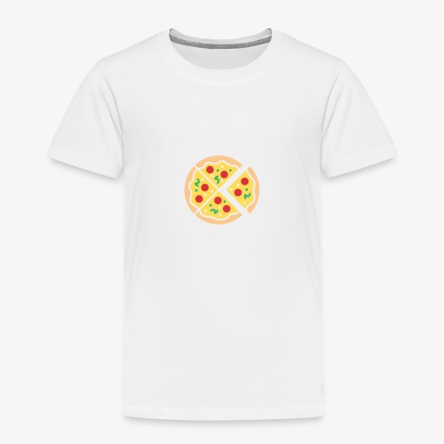 Do It For The Pizza - Toddler Premium T-Shirt