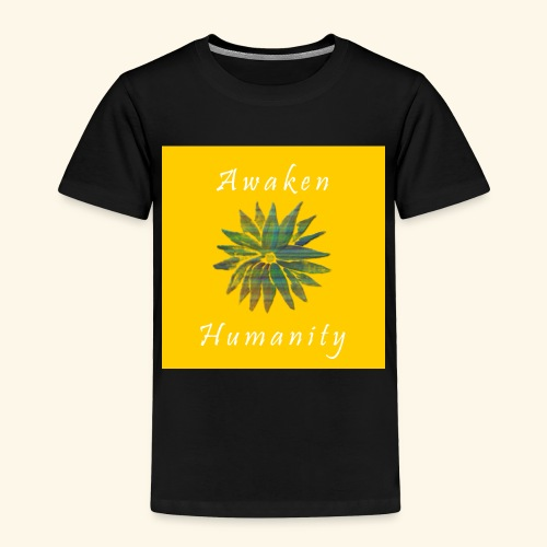 Awaken Humanity Brand - Toddler Premium T-Shirt