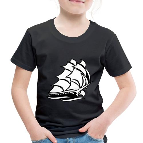 Old Tall Sailing Ship - Toddler Premium T-Shirt