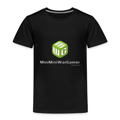 MiniMiniWargamer - Toddler Premium T-Shirt