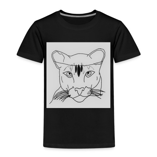 Lioness - Toddler Premium T-Shirt