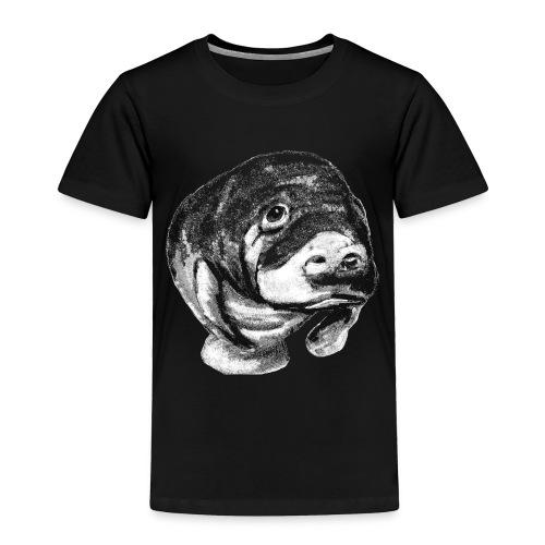Manatee sketch - Toddler Premium T-Shirt