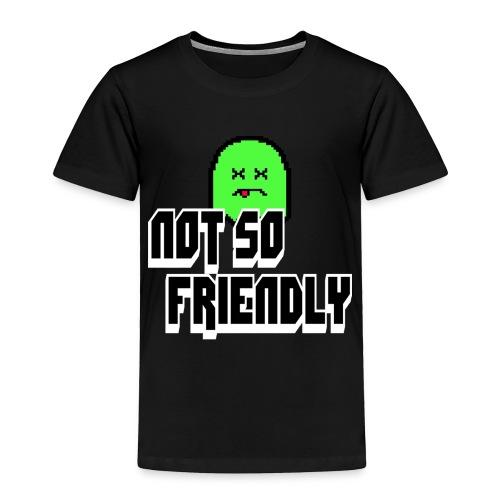 not_so_friendly_logo - Toddler Premium T-Shirt